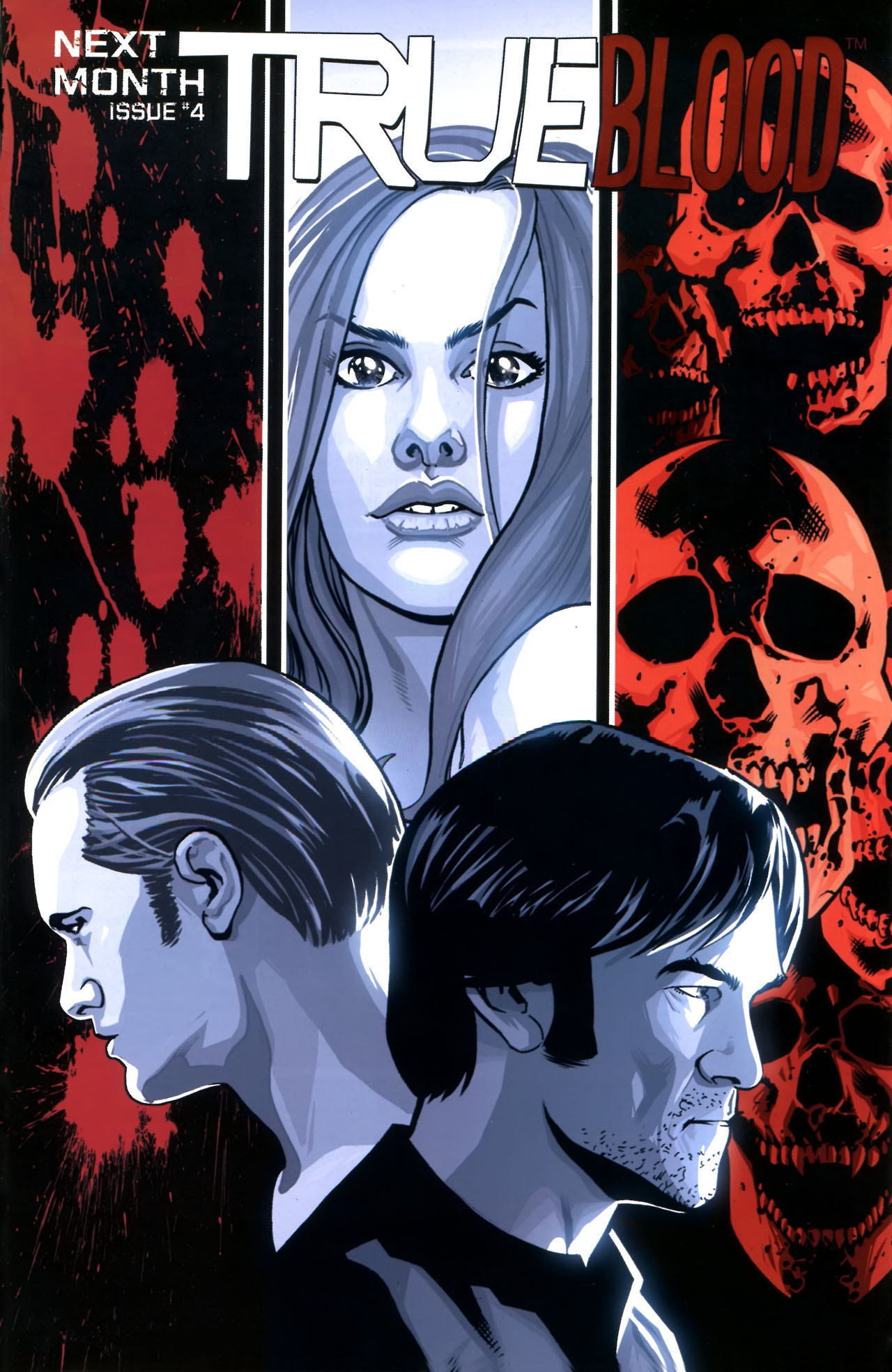 Read online True Blood (2010) comic -  Issue #3 - 25