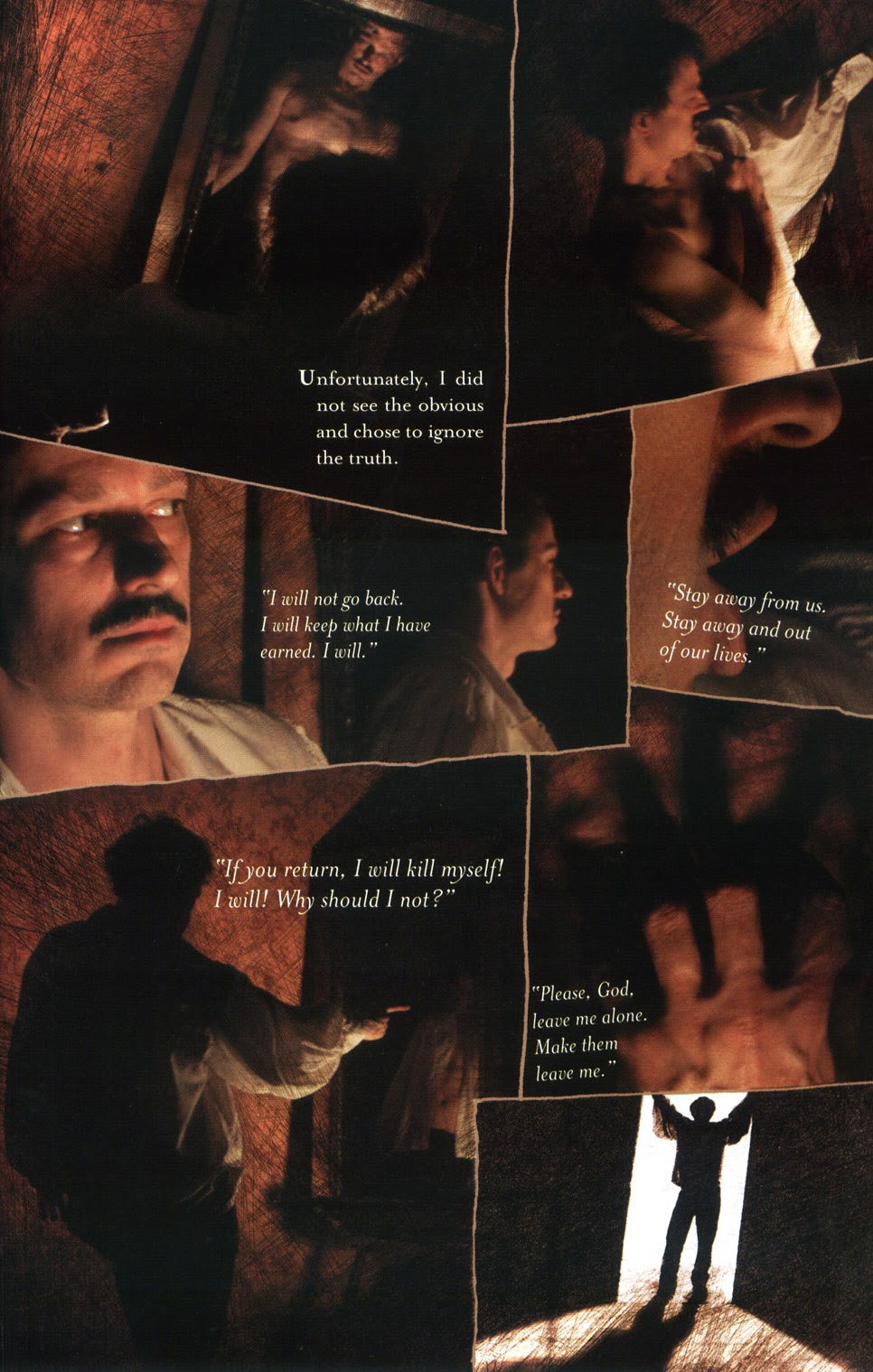 Read online In the Shadow of Edgar Allan Poe comic -  Issue # TPB - 73