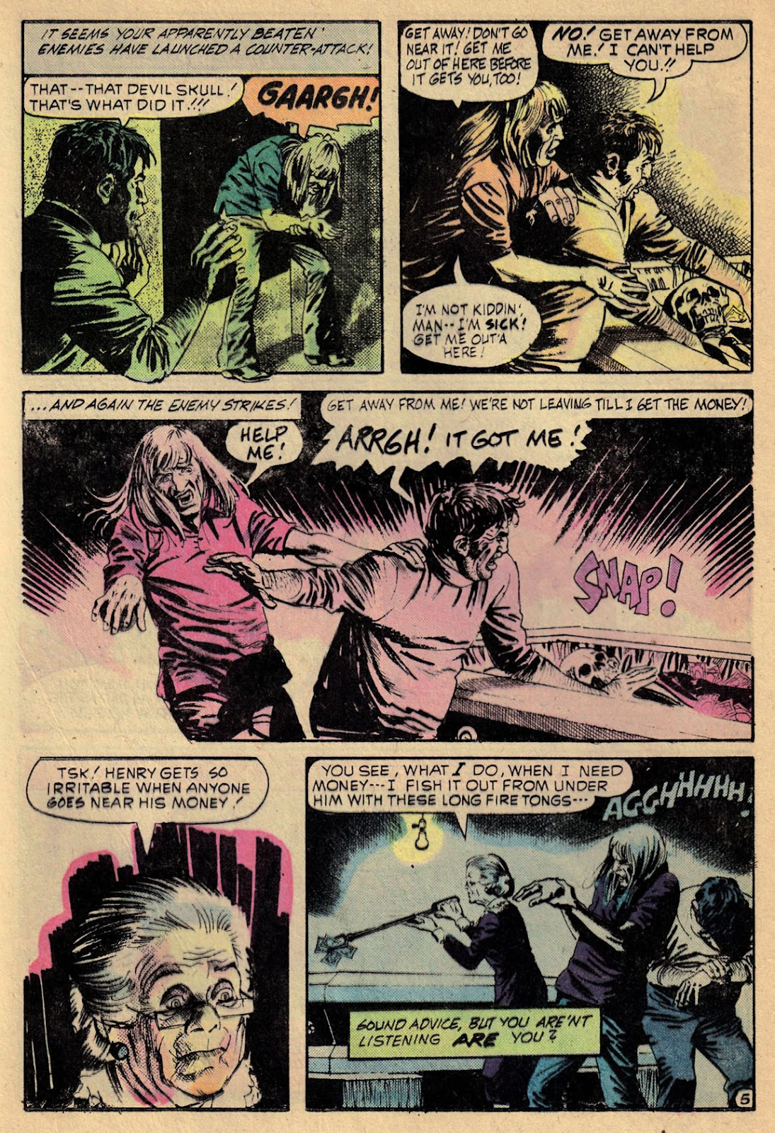 Read online Madhouse Comics comic -  Issue #97 - 17