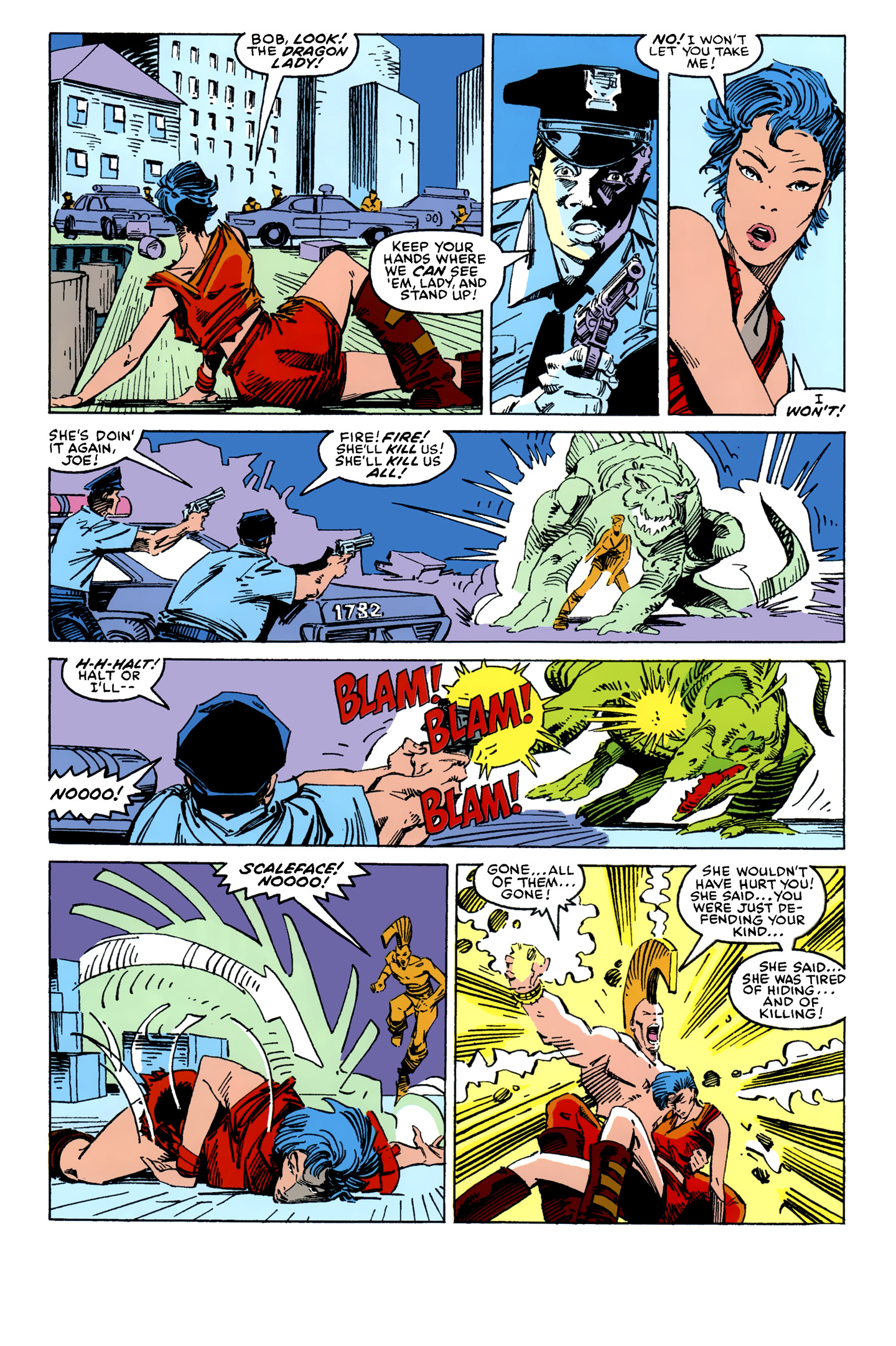 Read online X-Factor (1986) comic -  Issue #11 - 20