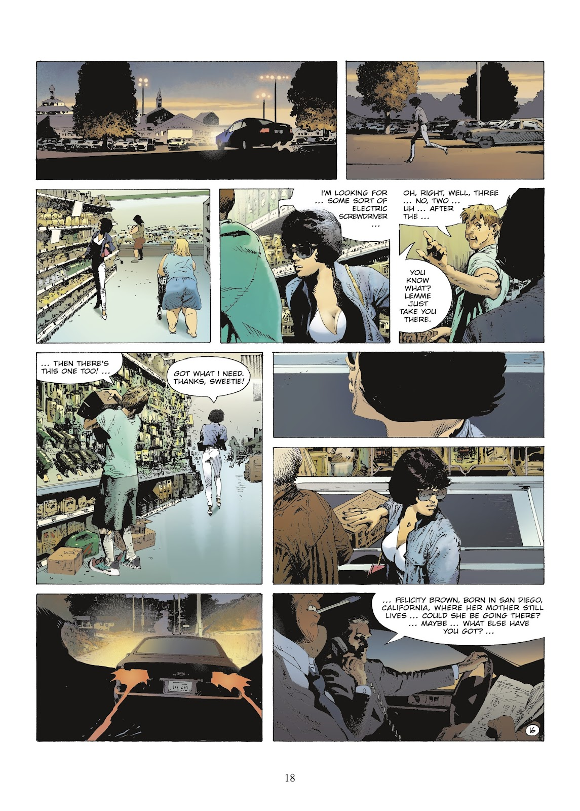 XIII Mystery issue 9 - Page 20