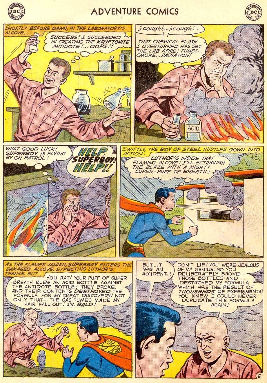 Read online Adventure Comics (1938) comic -  Issue #271 - 8