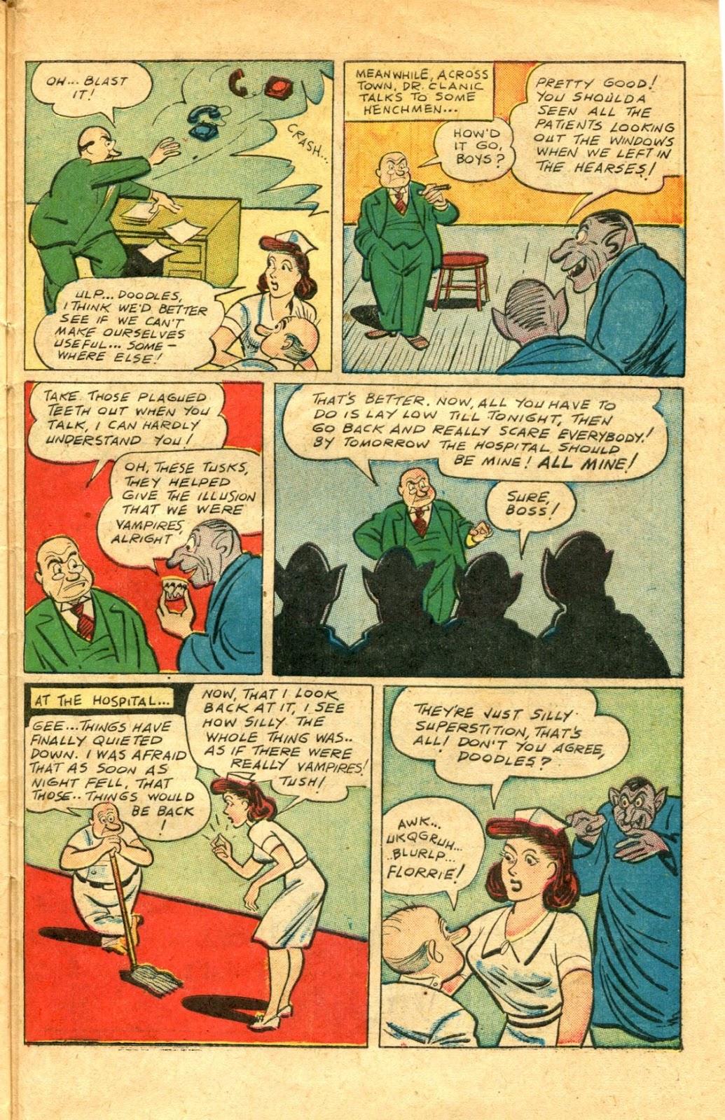Read online Super-Magician Comics comic -  Issue #48 - 41
