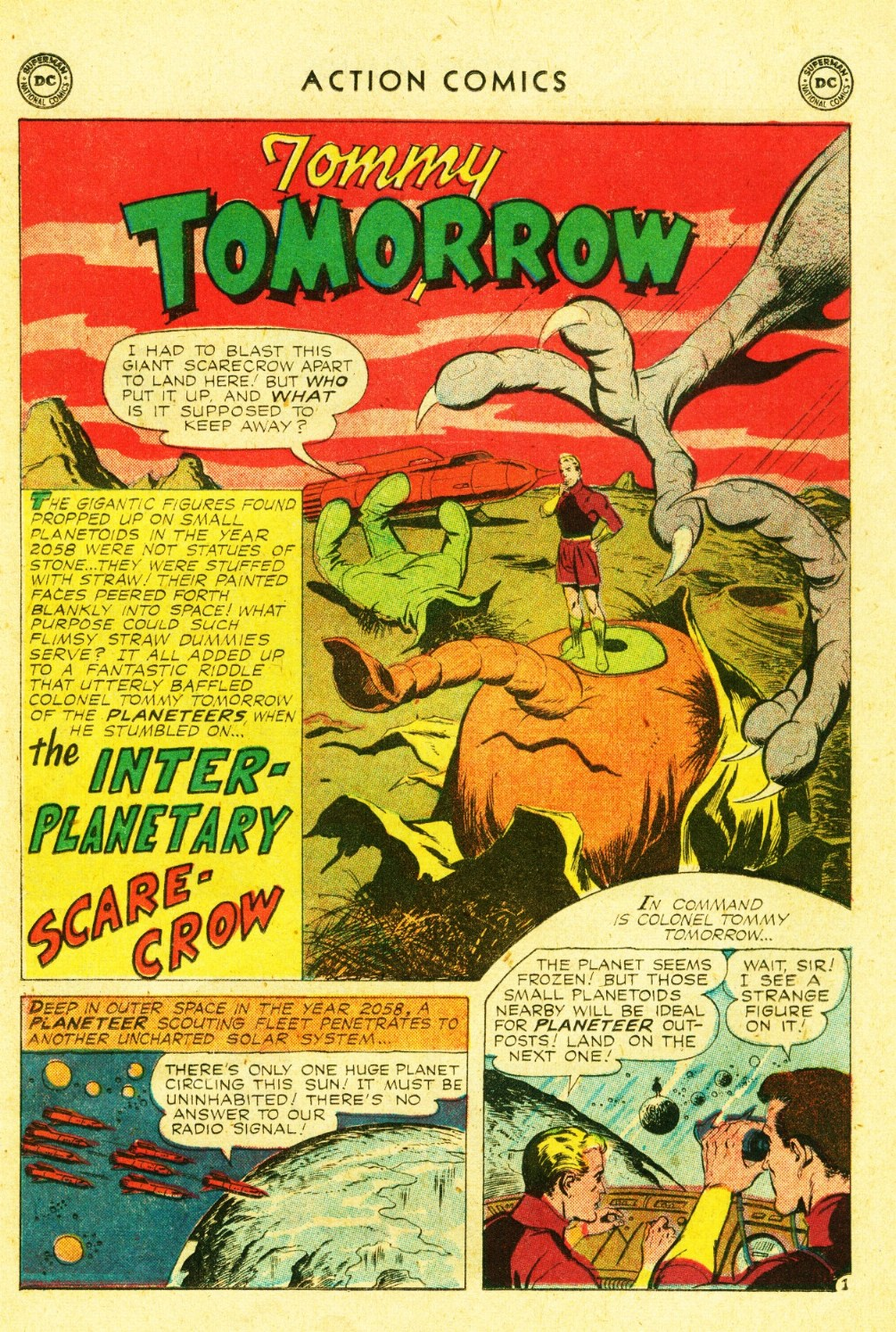 Read online Action Comics (1938) comic -  Issue #245 - 19