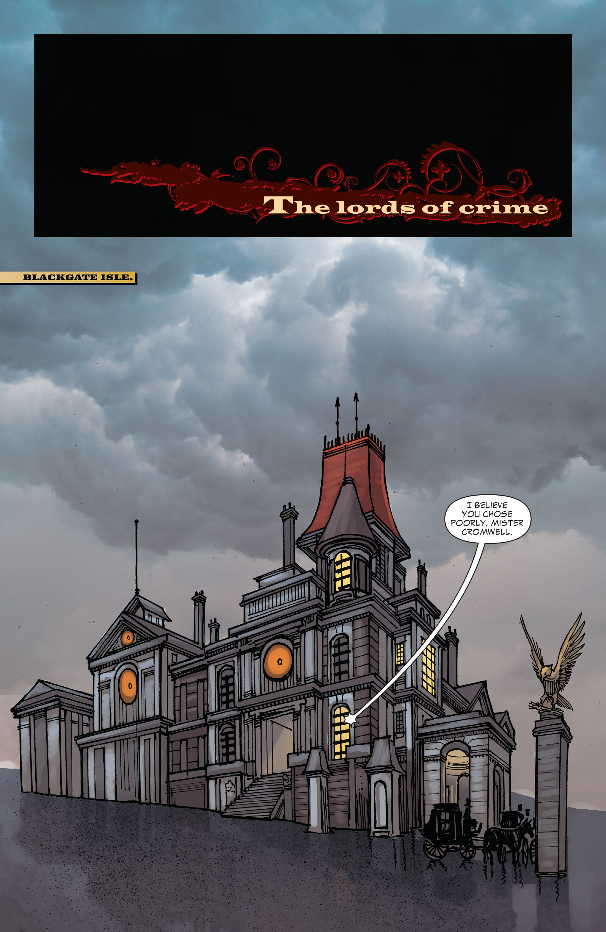 Read online All-Star Western (2011) comic -  Issue #2 - 13