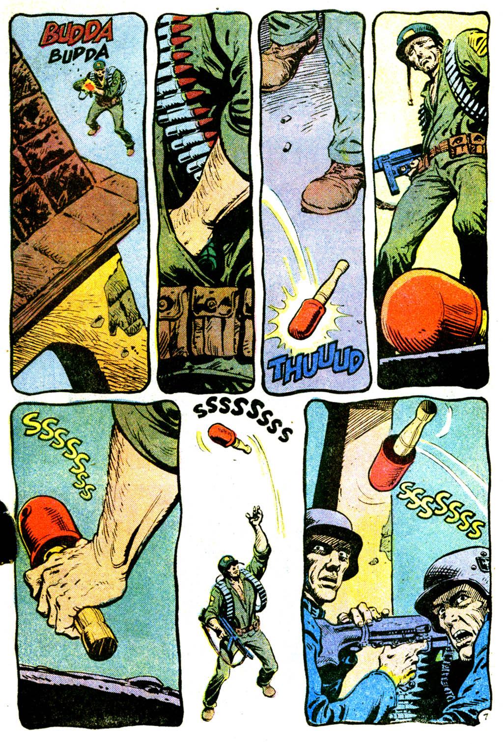 Read online Sgt. Rock comic -  Issue #362 - 9