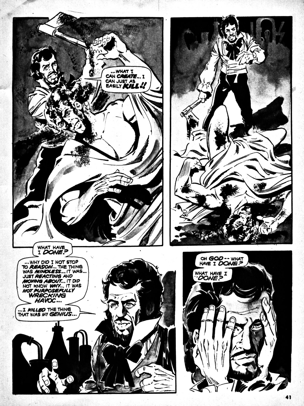 Scream (1973) issue 7 - Page 40