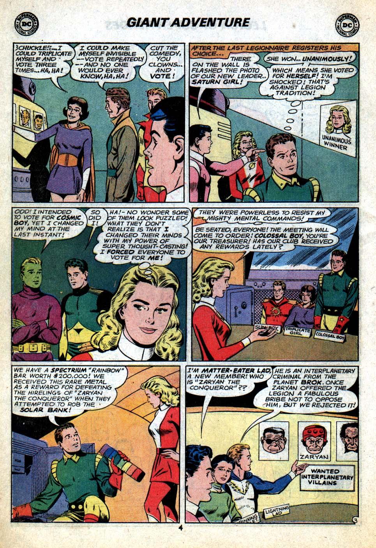 Read online Adventure Comics (1938) comic -  Issue #403 - 6