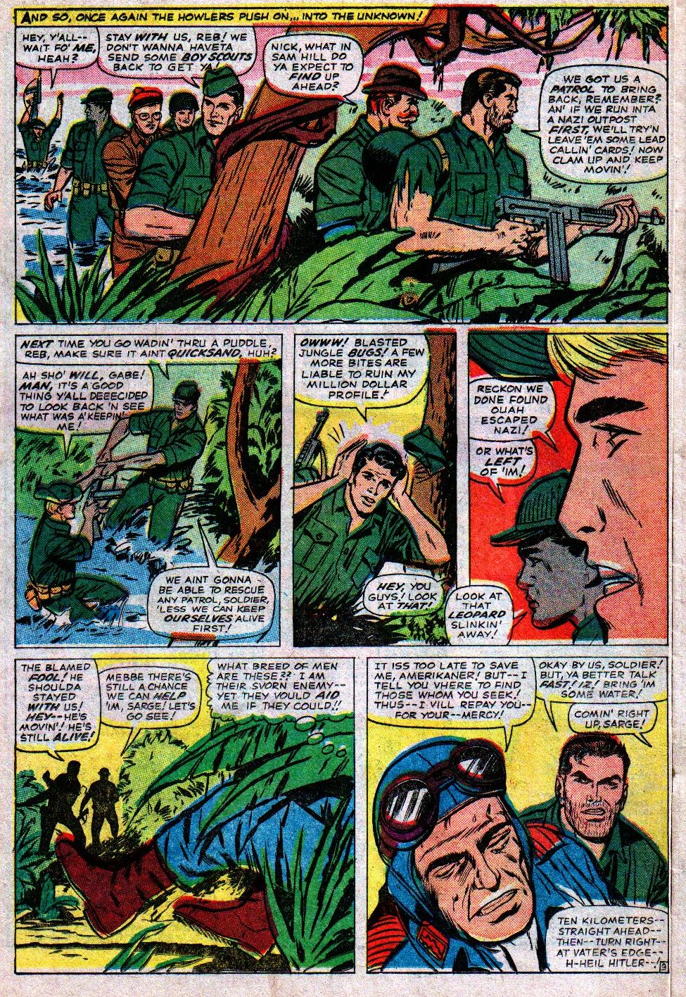 Read online Sgt. Fury comic -  Issue #17 - 14