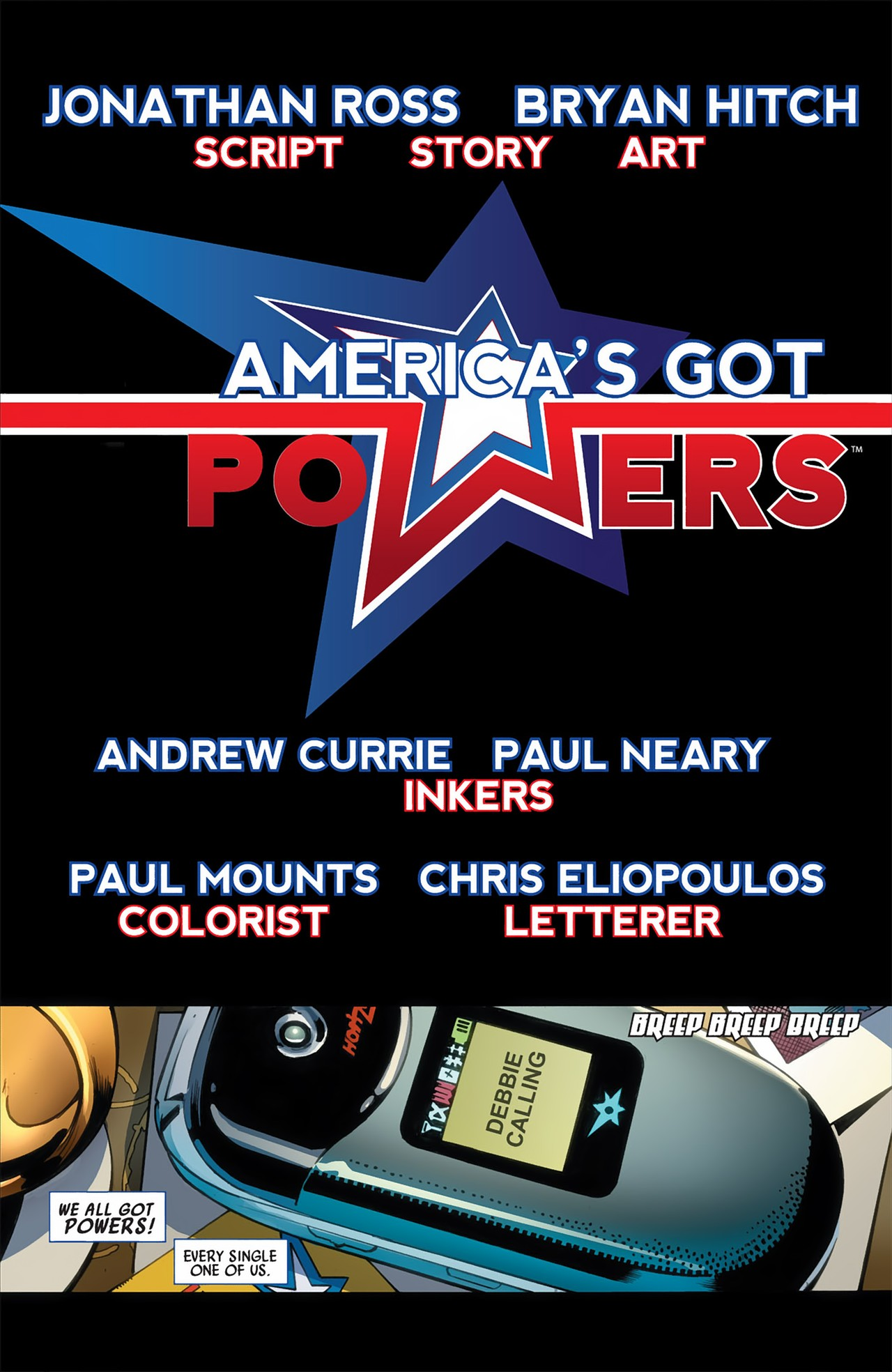 Read online America's Got Powers comic -  Issue #2 - 9