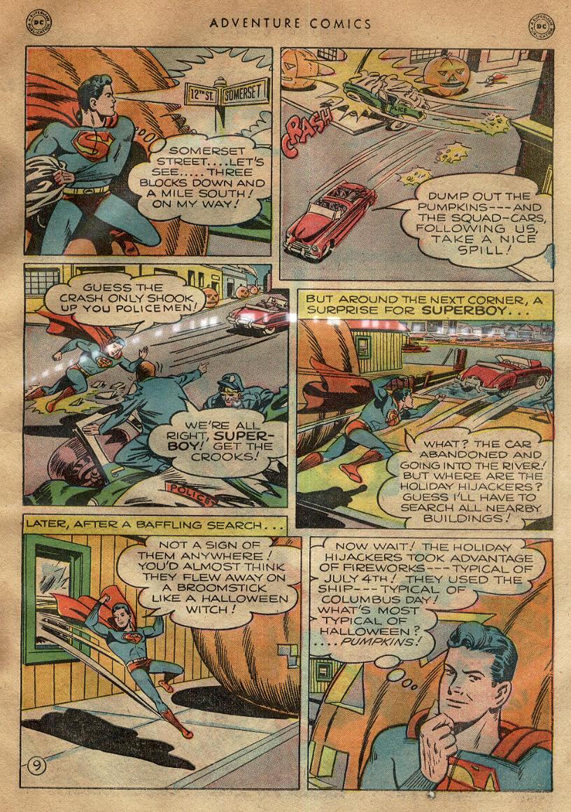 Read online Adventure Comics (1938) comic -  Issue #145 - 11