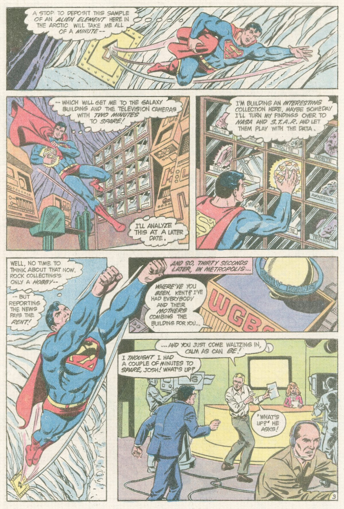 Read online Action Comics (1938) comic -  Issue #560 - 4
