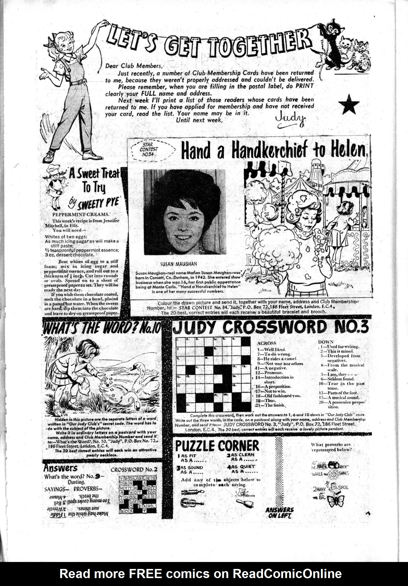 Read online Judy comic -  Issue #167 - 22
