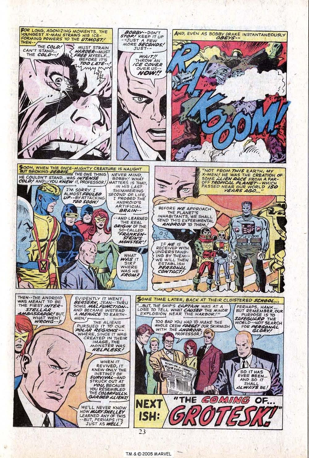Uncanny X-Men (1963) 88 Page 24