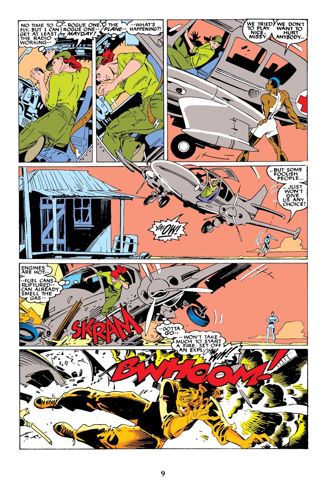 Uncanny X-Men (1963) issue 235 - Page 9