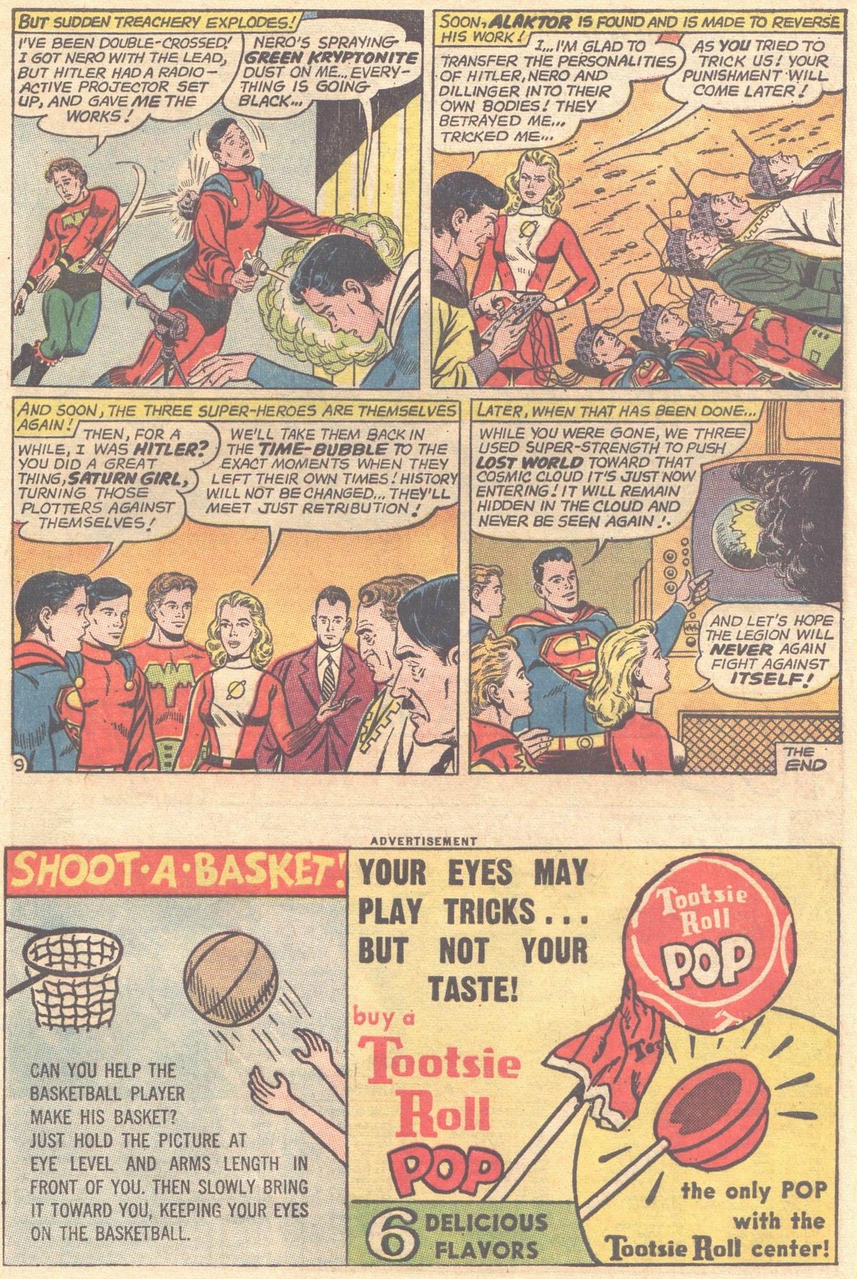 Read online Adventure Comics (1938) comic -  Issue #314 - 21