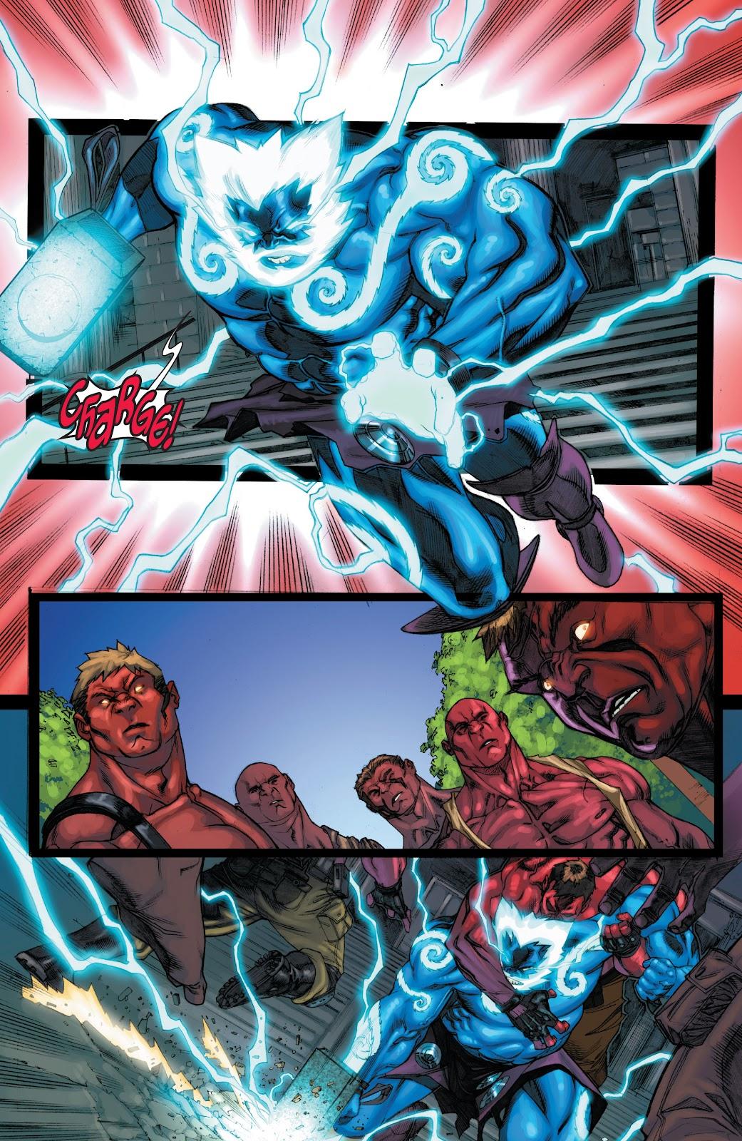 World War Hulks: Spider-Man vs. Thor Issue #1 #1 - English 8