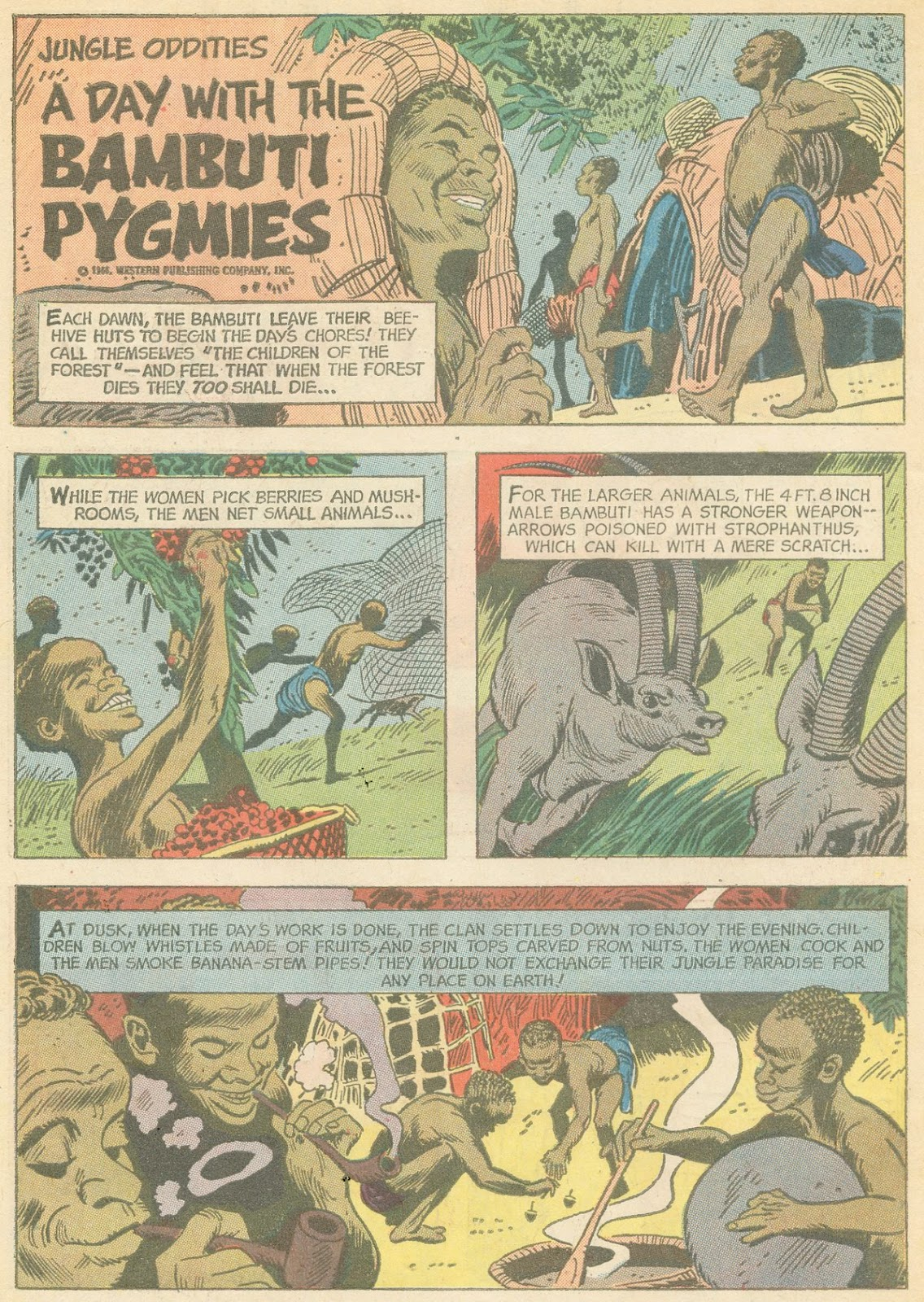 The Phantom (1962) issue 17 - Page 34