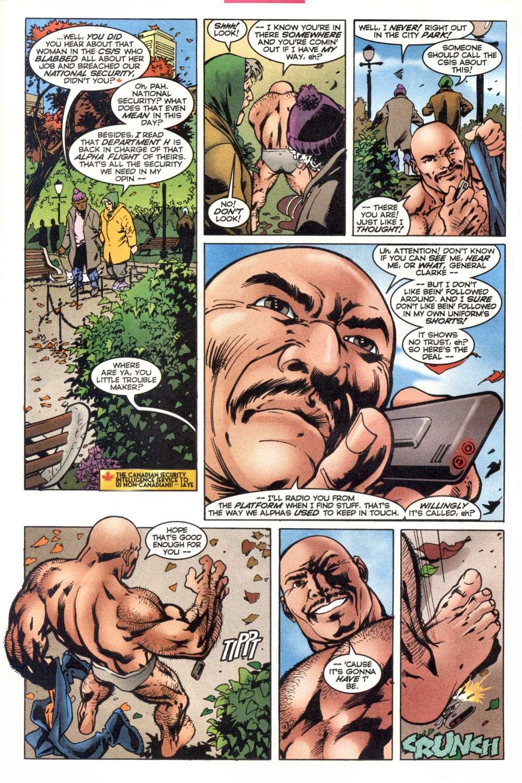 Read online Alpha Flight (1997) comic -  Issue #6 - 11