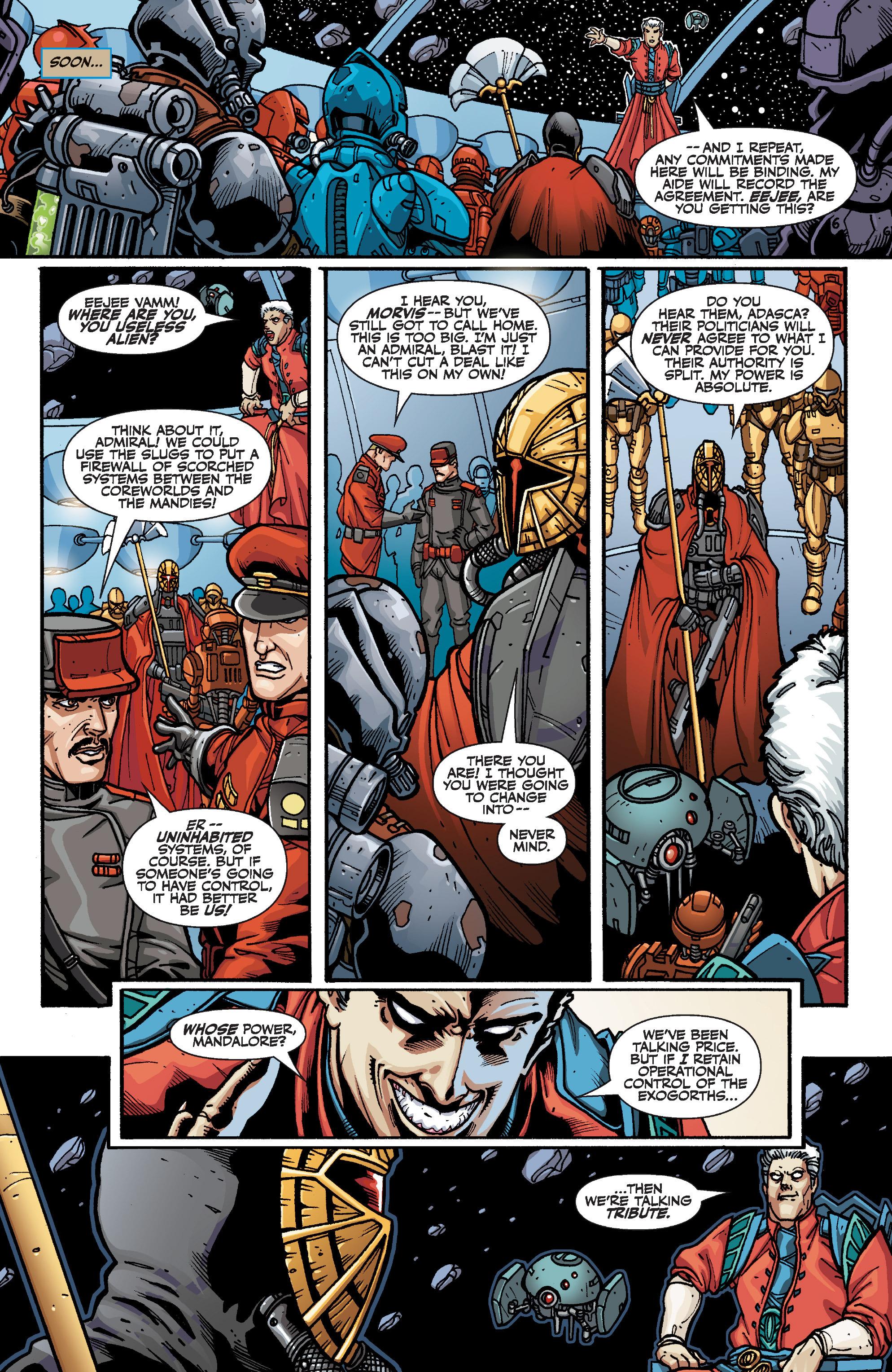 Read online Star Wars Omnibus comic -  Issue # Vol. 32 - 57