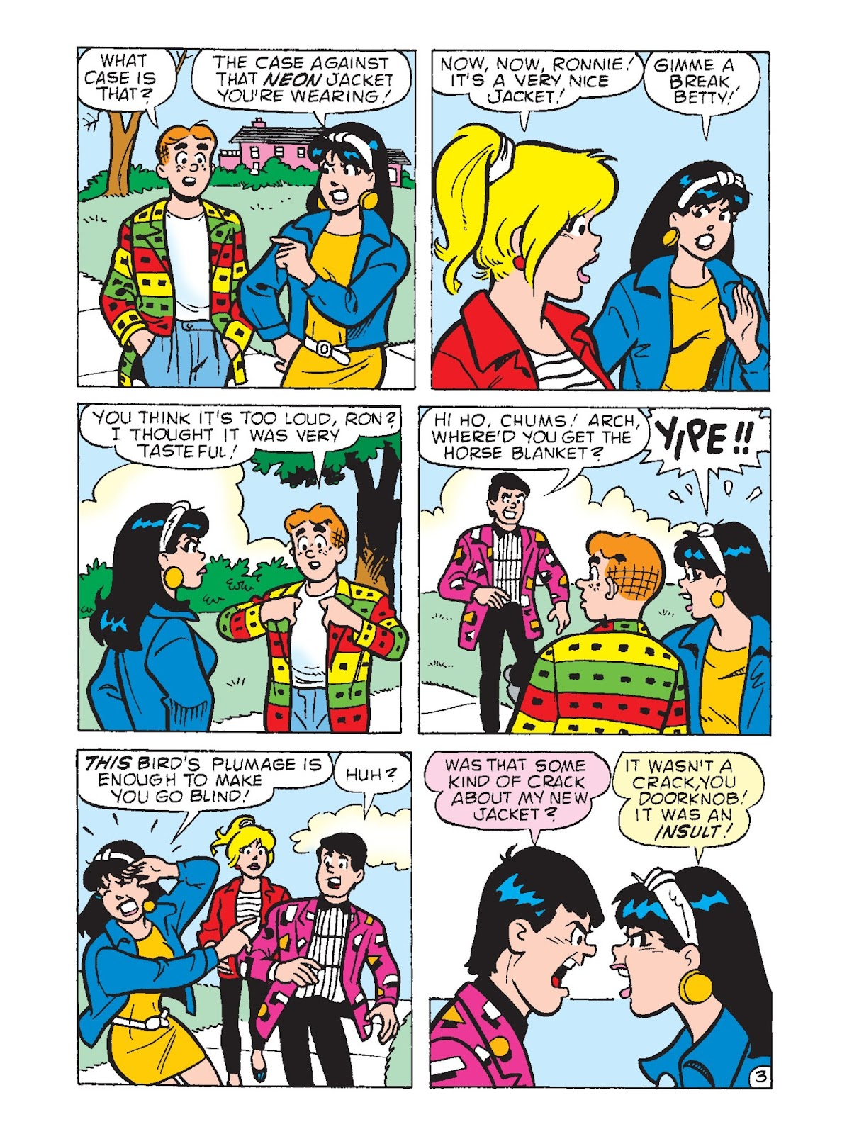 Archie 1000 Page Comics Digest issue TPB_(Part_5) - Page 33