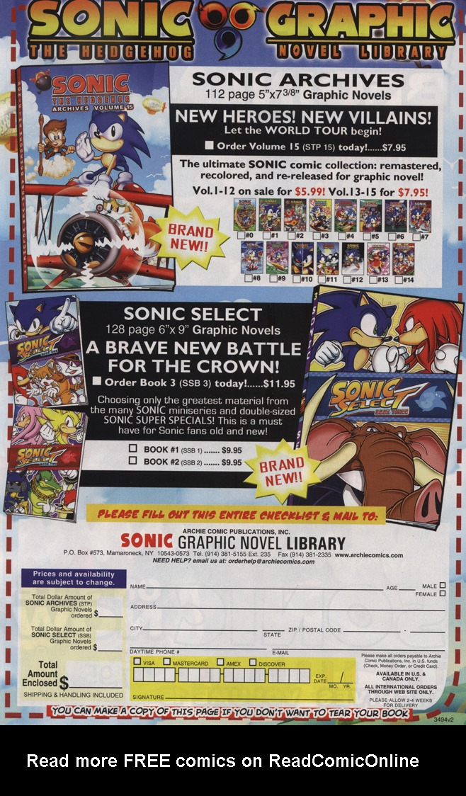 Read online Sonic Universe comic -  Issue #28 - 14