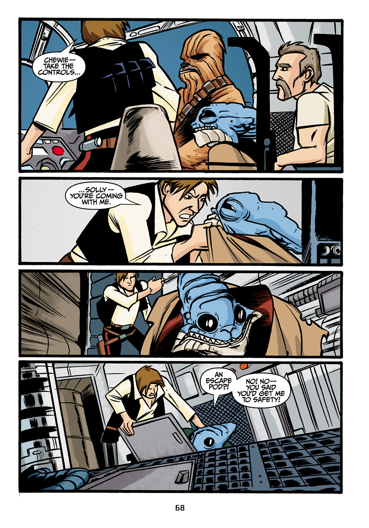 Read online Star Wars Omnibus comic -  Issue # Vol. 33 - 70