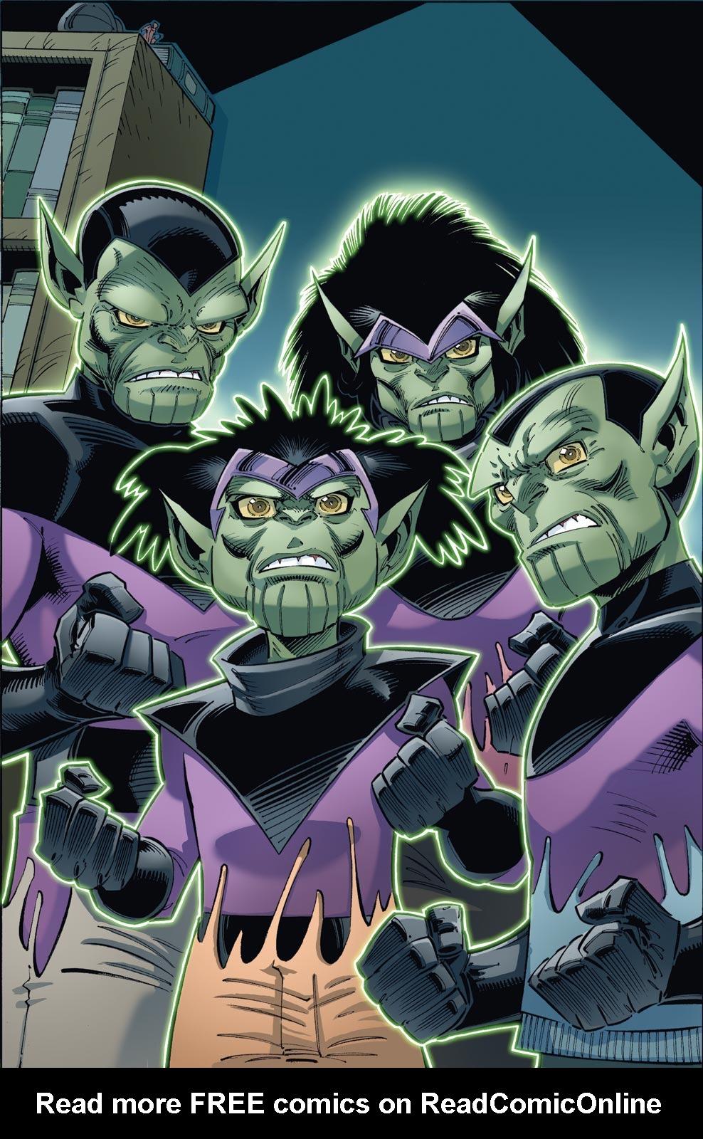 Read online Skrulls vs. Power Pack comic -  Issue #1 - 3