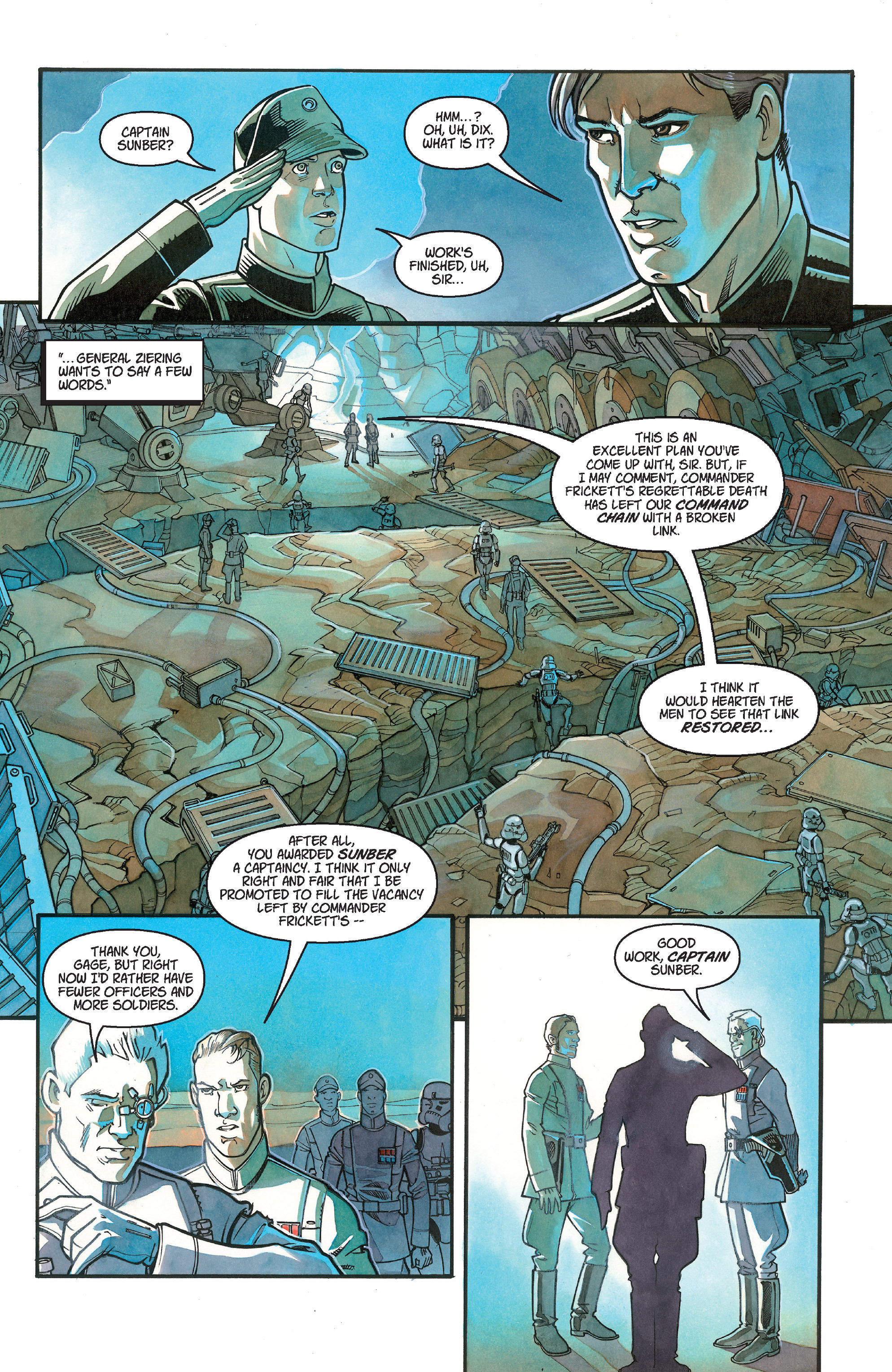 Read online Star Wars Omnibus comic -  Issue # Vol. 22 - 168
