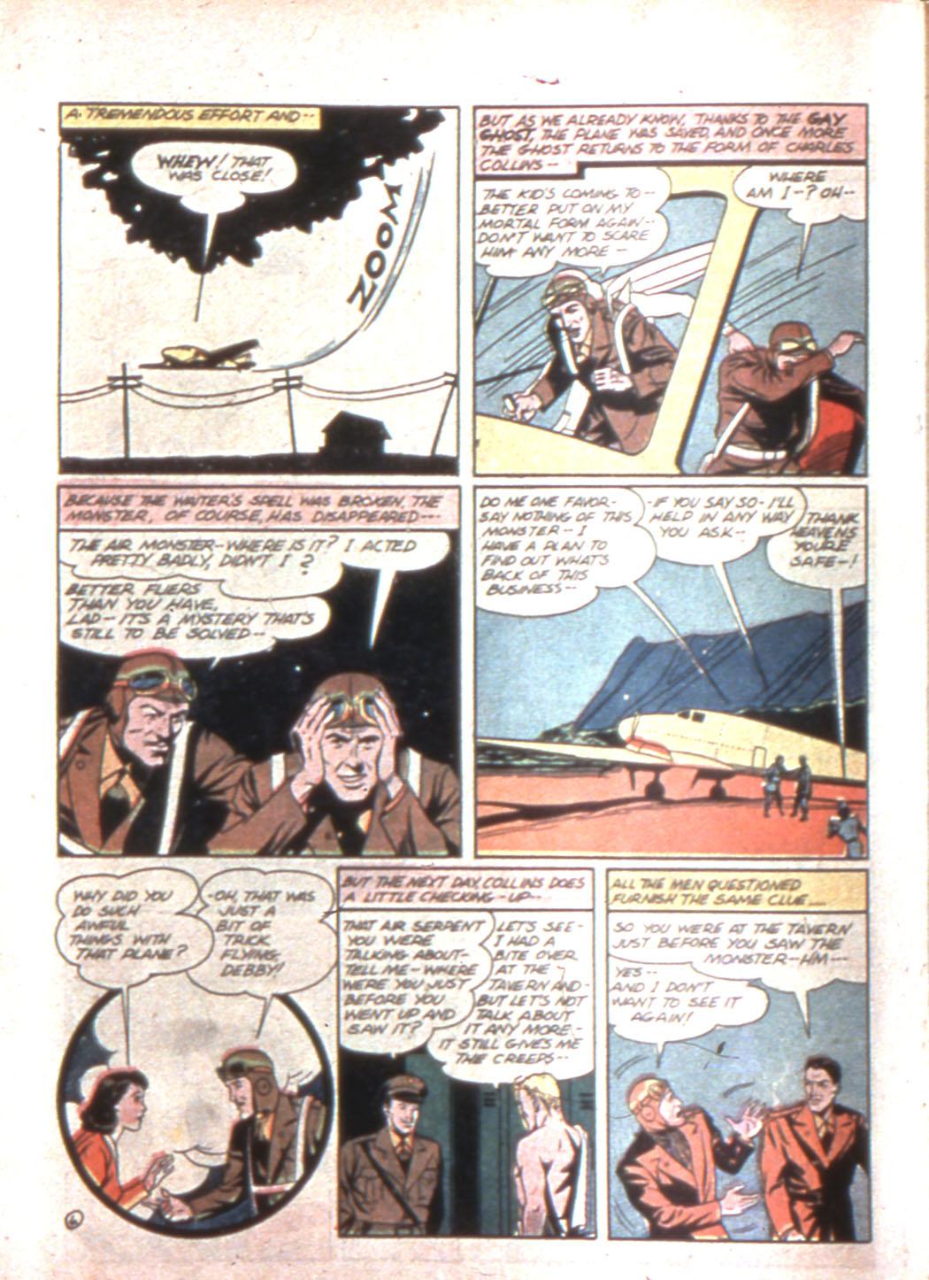 Read online Sensation (Mystery) Comics comic -  Issue #11 - 42