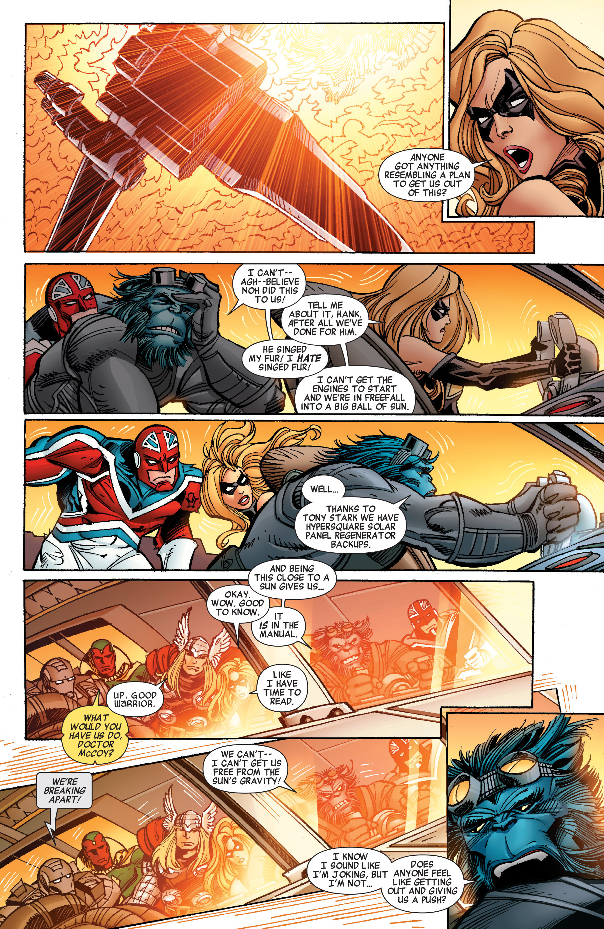Read online Avengers (2010) comic -  Issue #27 - 9
