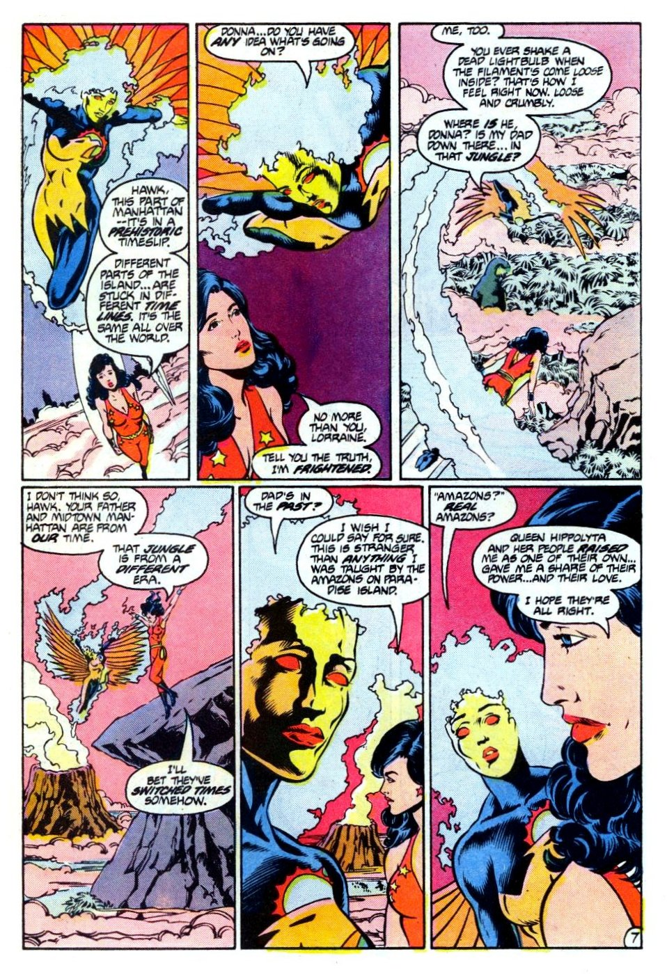 The Fury of Firestorm Issue #42 #46 - English 8
