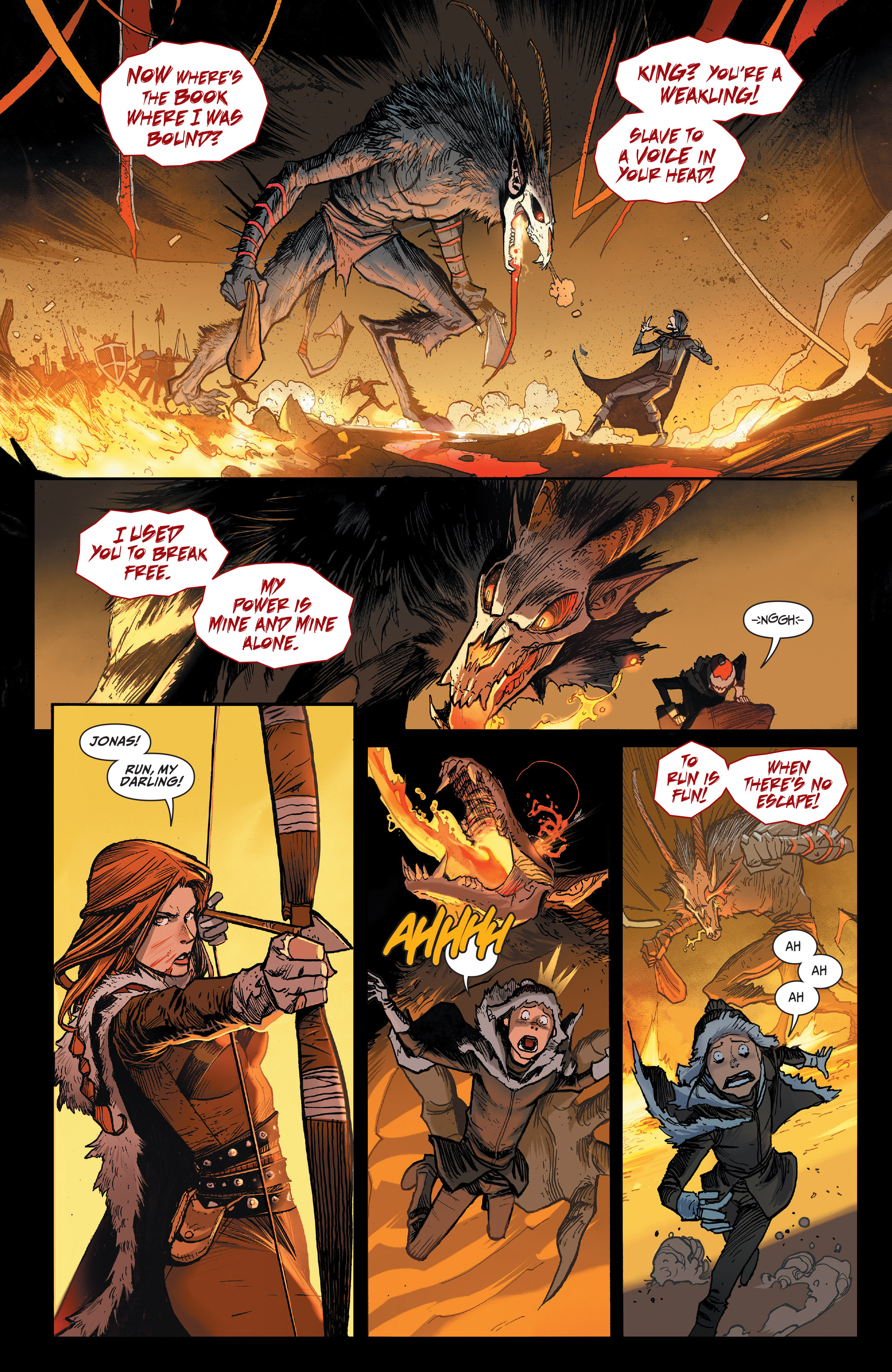 Read online Klaus comic -  Issue #7 - 7