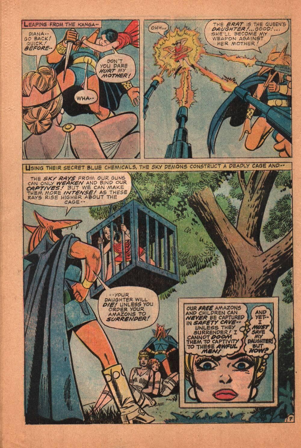 Read online Wonder Woman (1942) comic -  Issue #209 - 27