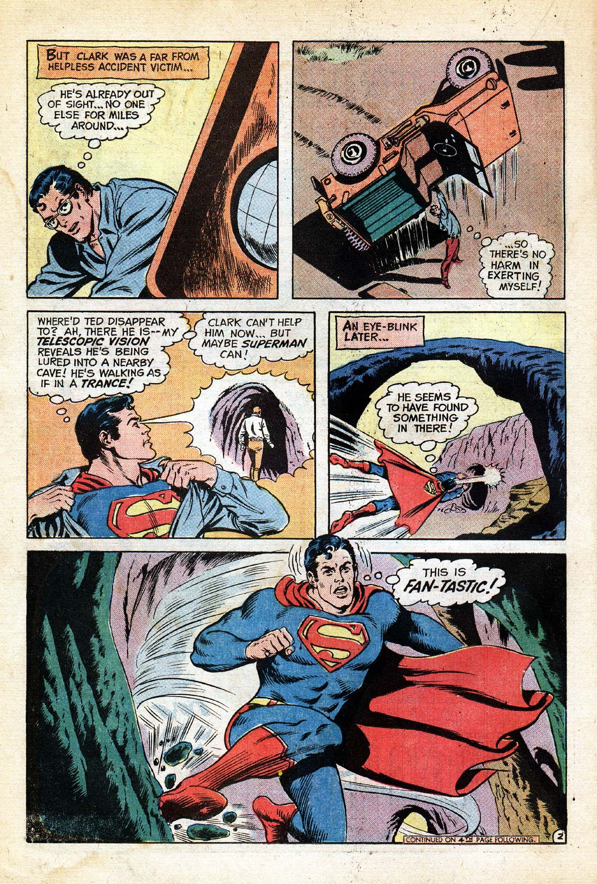 Read online Action Comics (1938) comic -  Issue #410 - 24