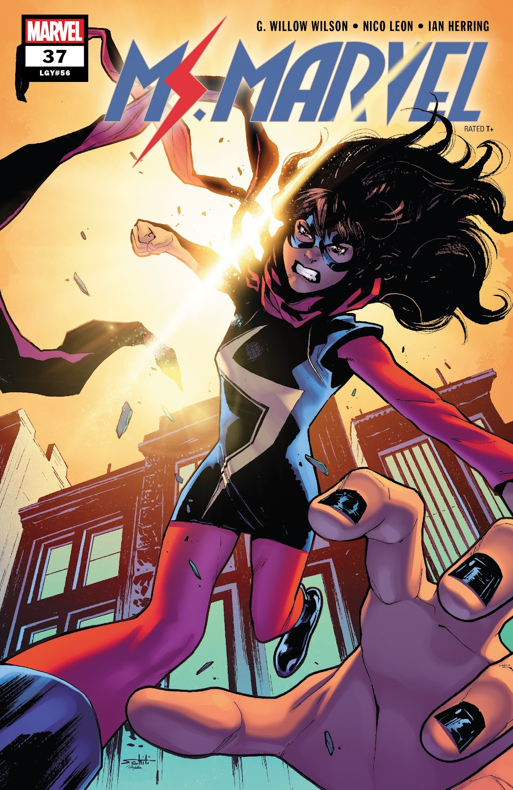 Ms. Marvel (2016) issue 37 - Page 1