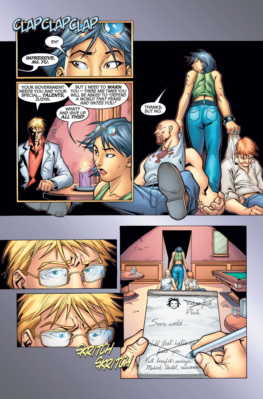 Read online Alpha Flight (2004) comic -  Issue #1 - 9