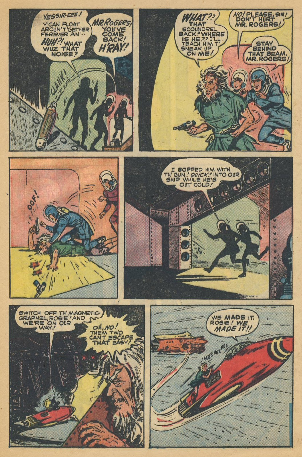 Read online Famous Funnies comic -  Issue #214 - 11