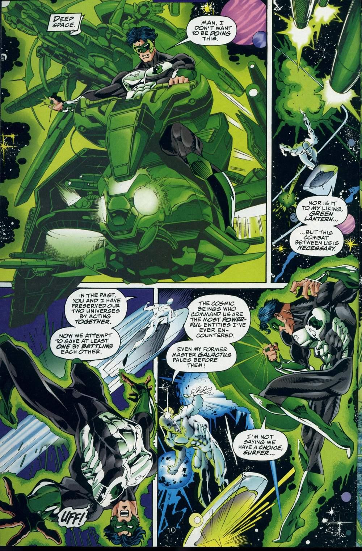 Read online DC Versus Marvel Comics comic -  Issue #3 - 11