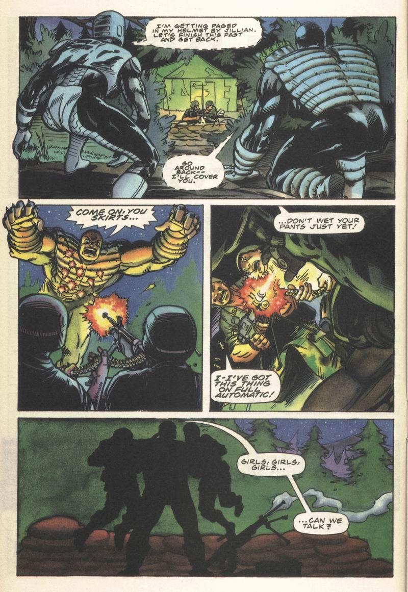 Read online Secret Weapons comic -  Issue #14 - 6
