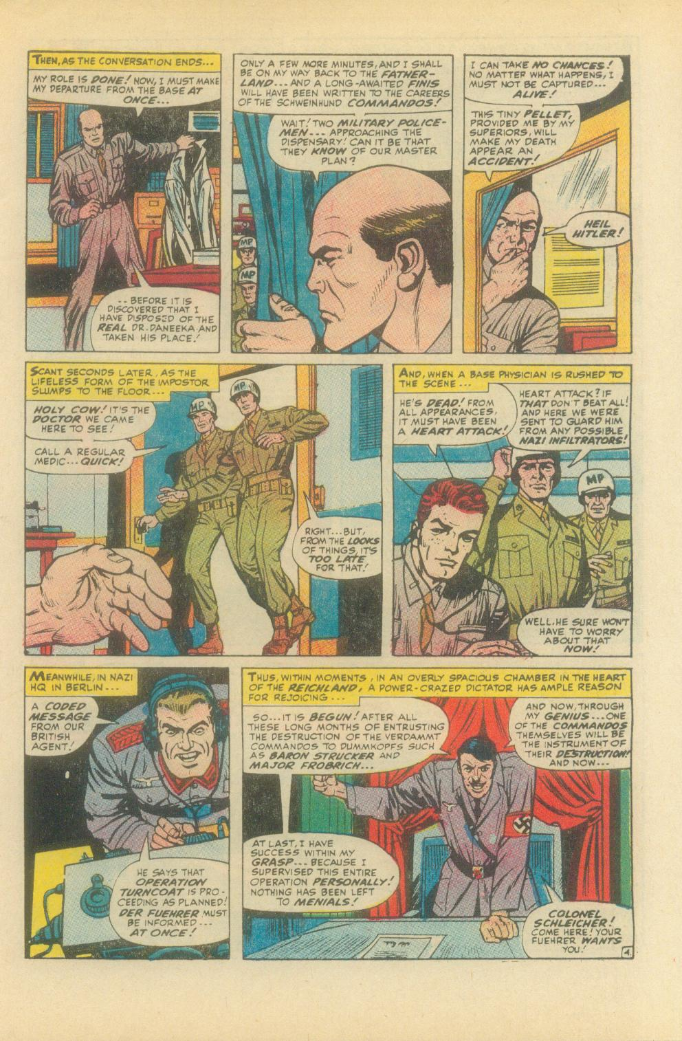 Read online Sgt. Fury comic -  Issue #93 - 7
