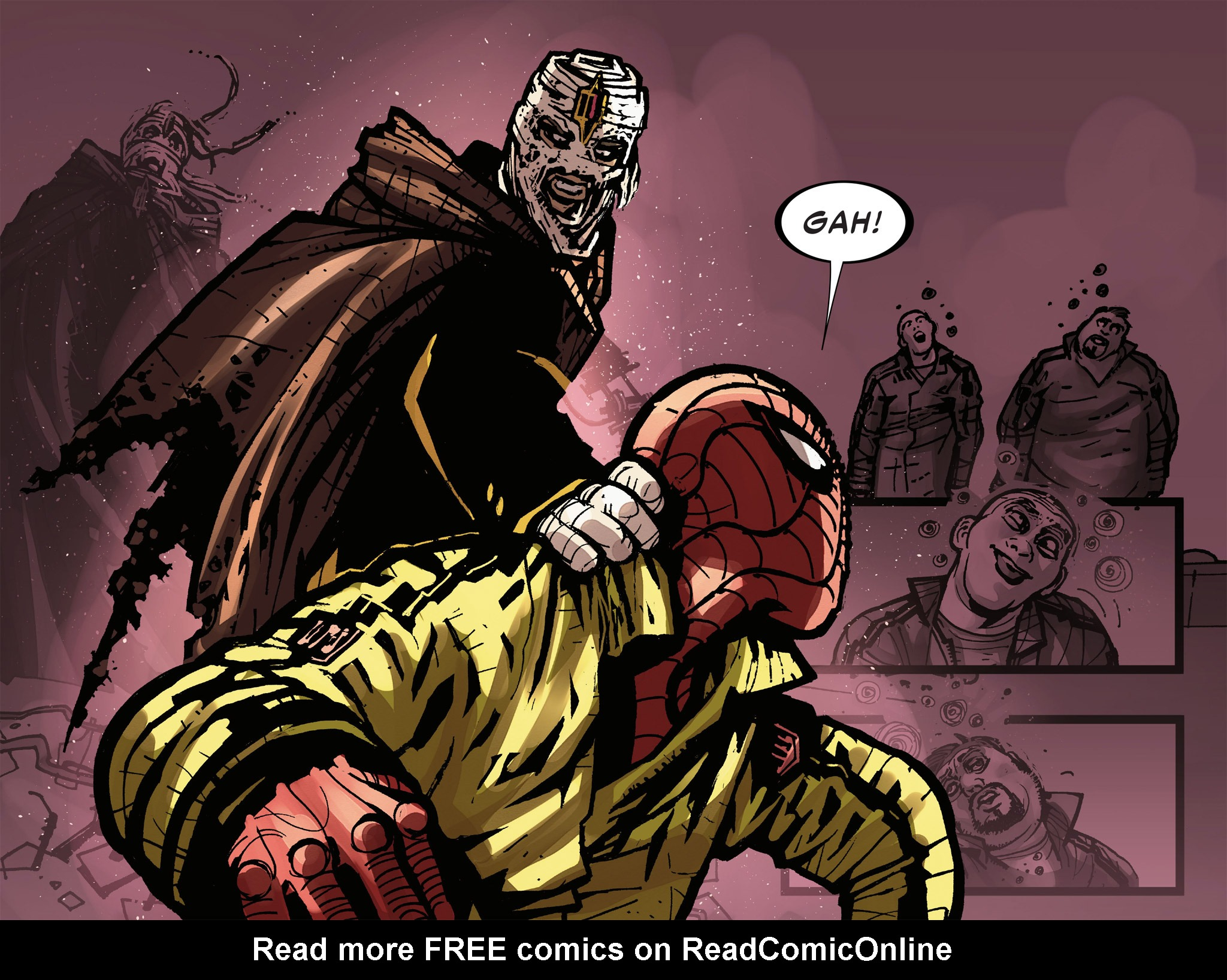 Read online Amazing Spider-Man: Who Am I? comic -  Issue # Full (Part 3) - 174
