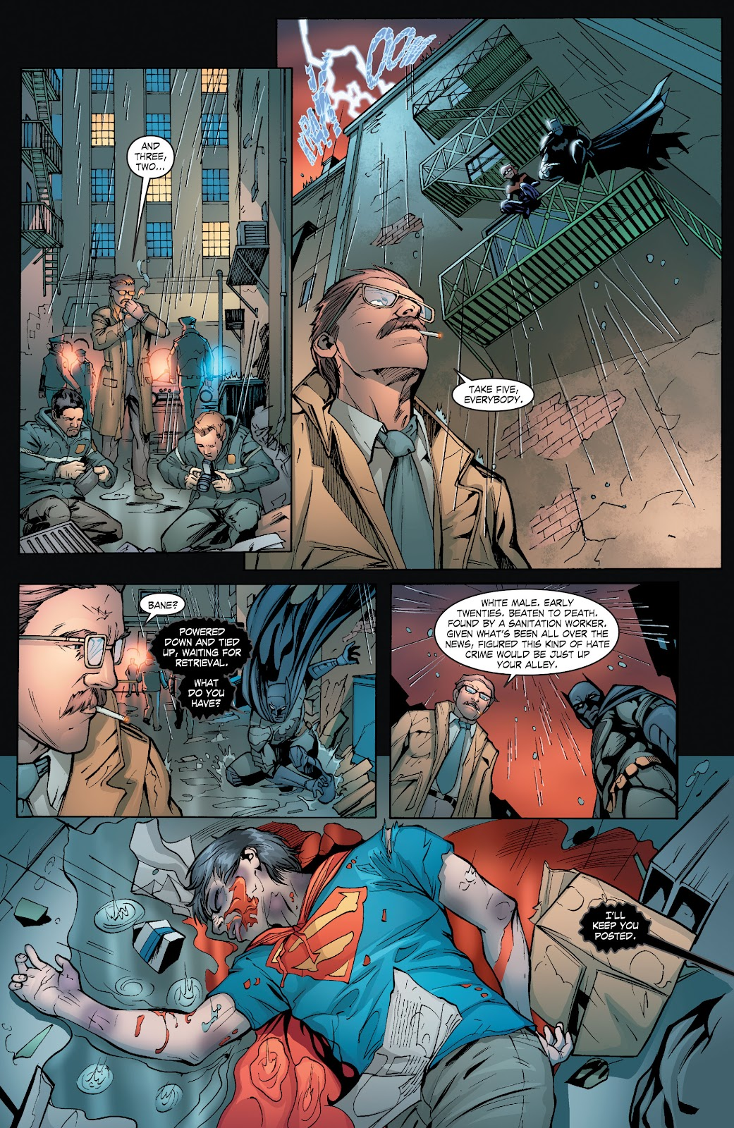 Read online Smallville Season 11 [II] comic -  Issue # TPB 6 - 89