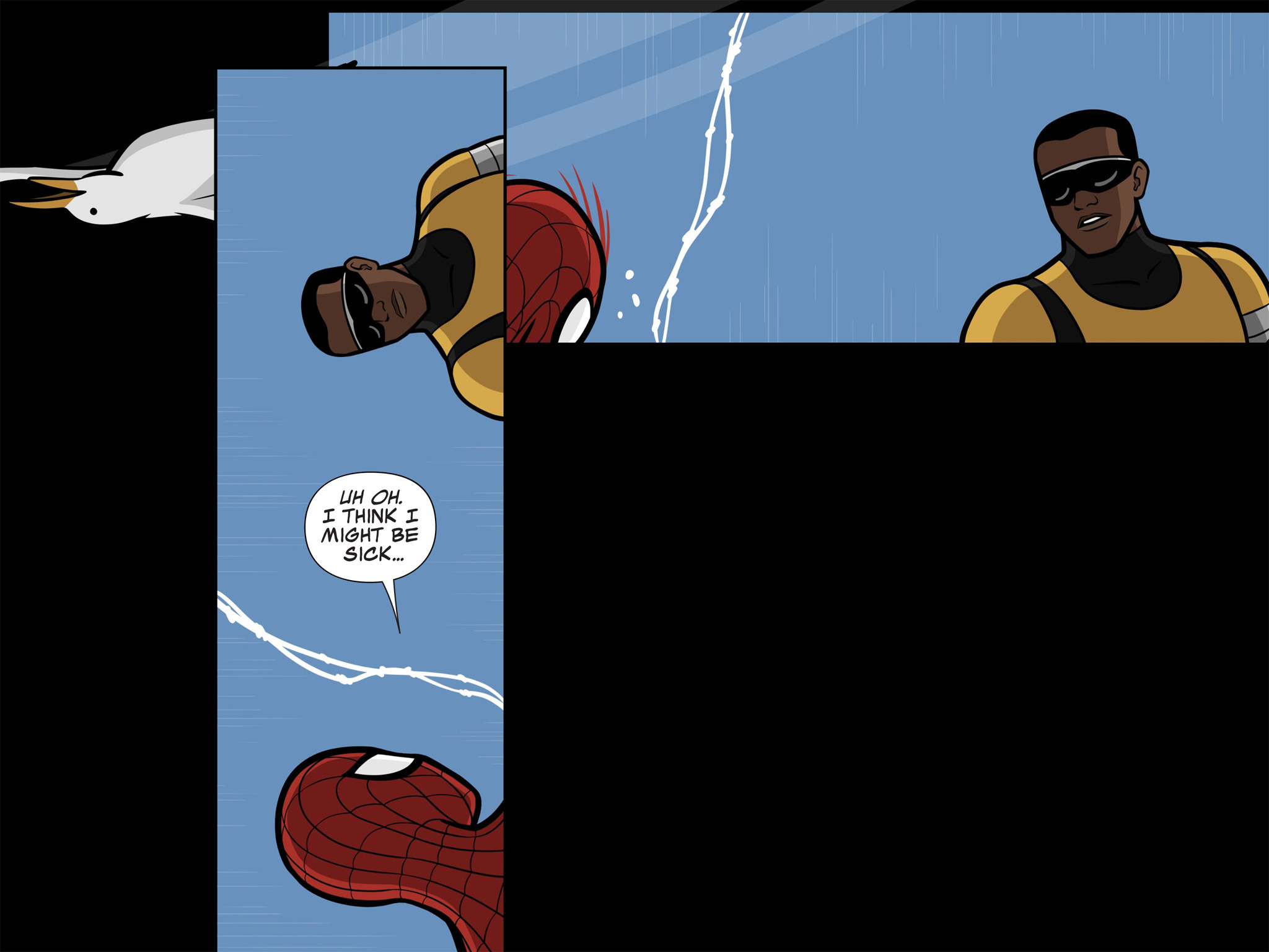Read online Ultimate Spider-Man (Infinite Comics) (2015) comic -  Issue #11 - 14