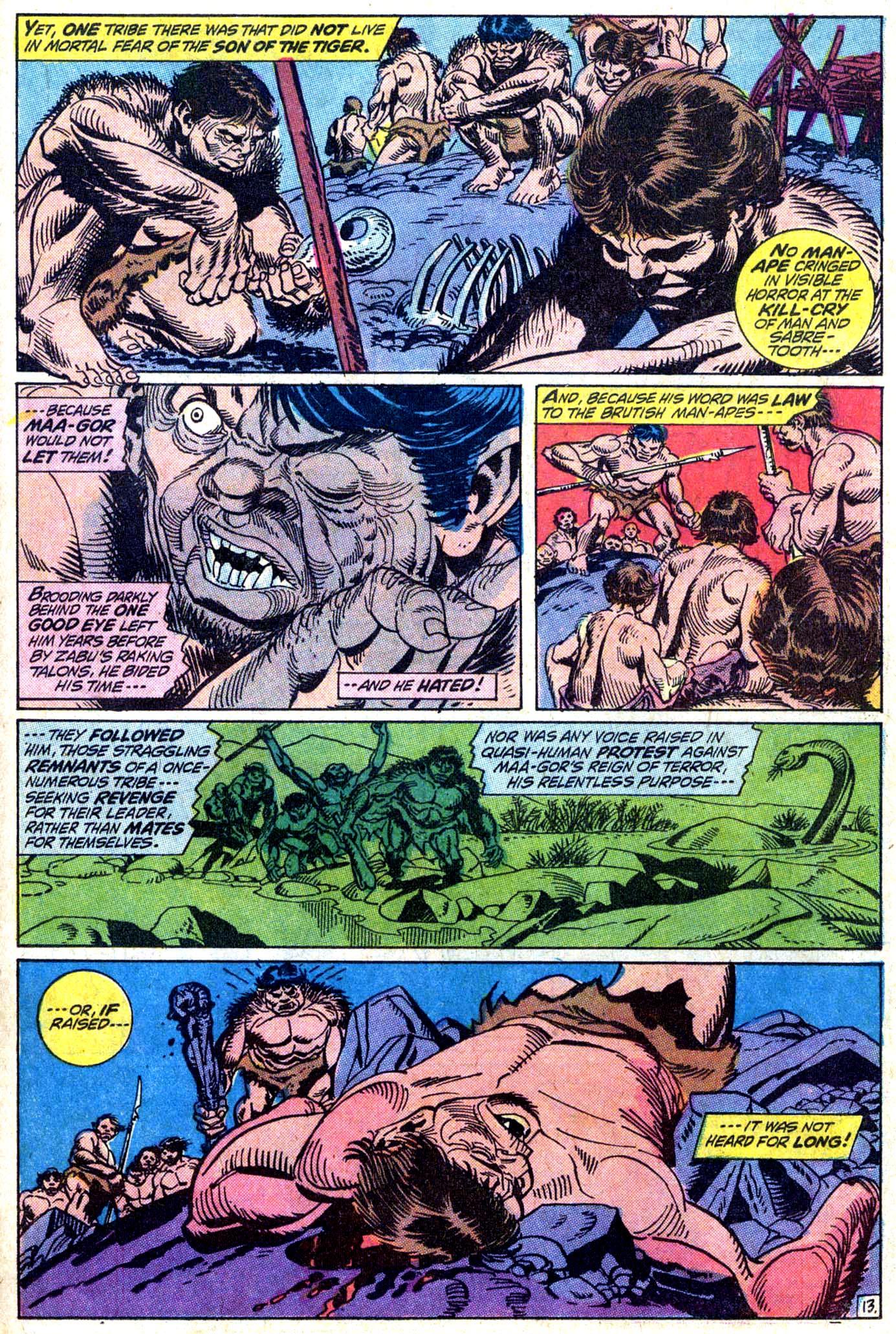 Read online Astonishing Tales (1970) comic -  Issue #11 - 14