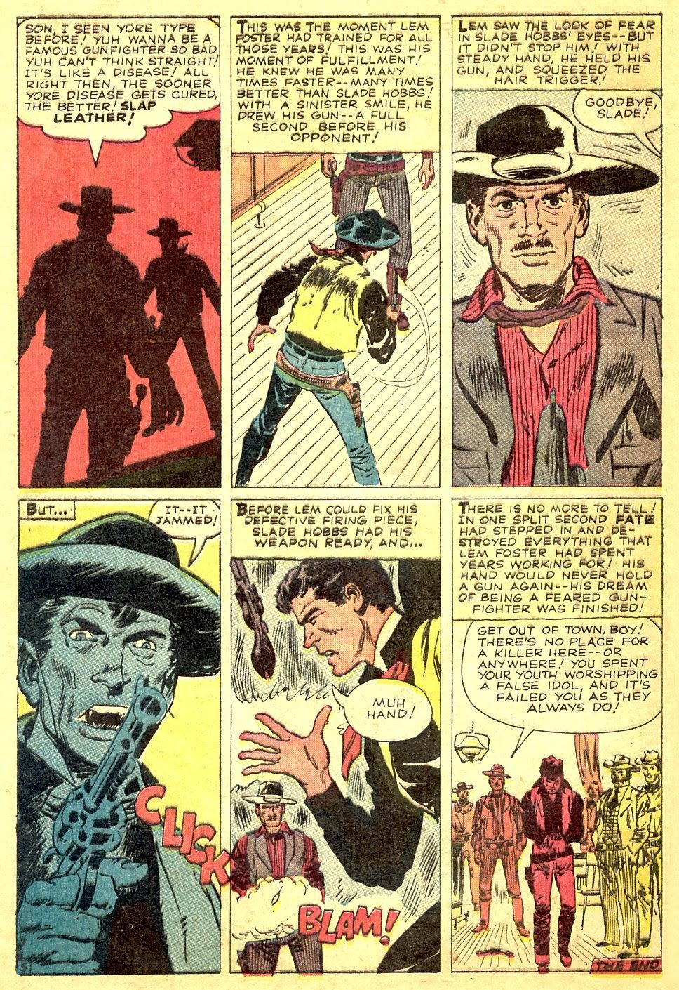 Gunsmoke Western issue 63 - Page 32