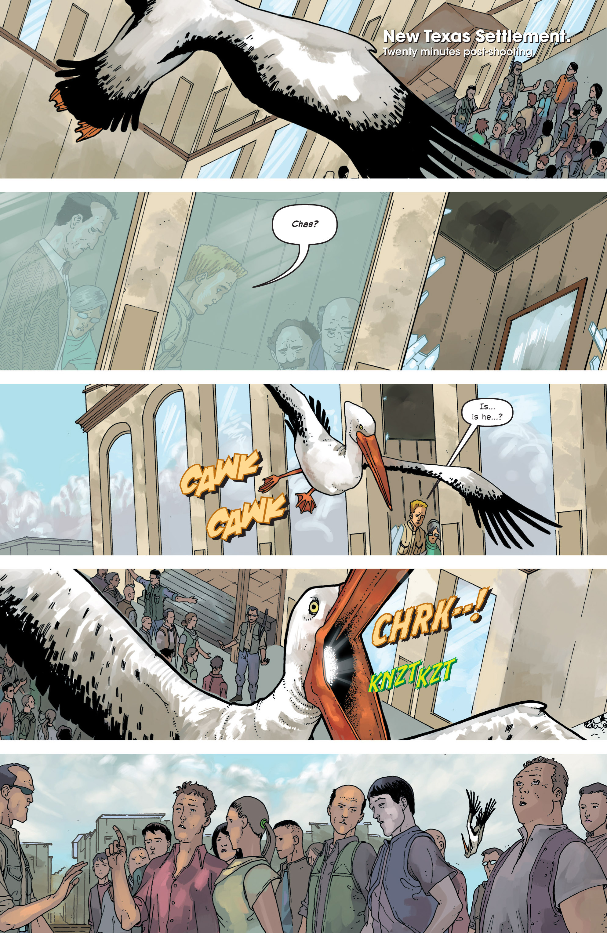 Read online Great Pacific comic -  Issue #8 - 6