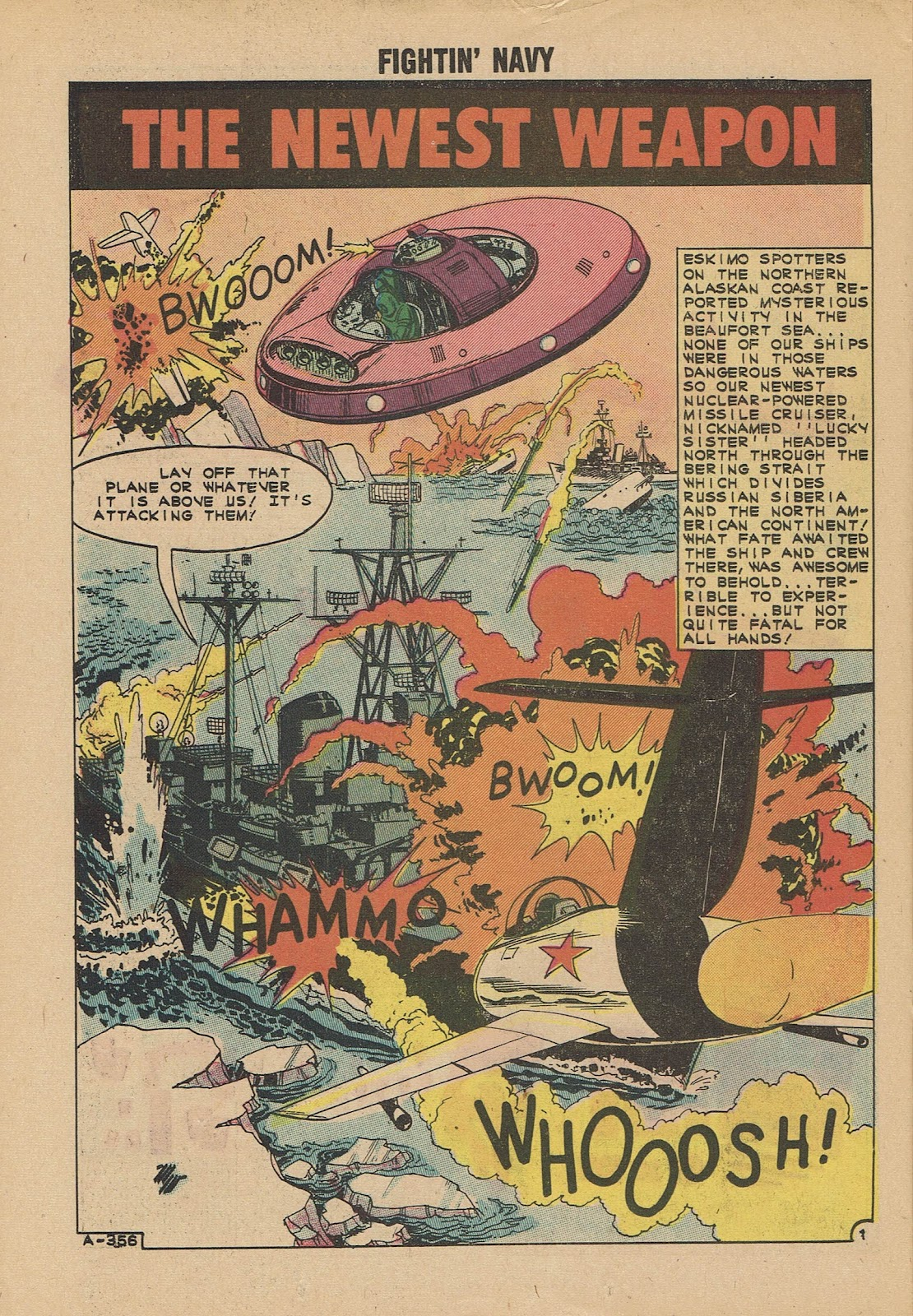 Read online Fightin' Navy comic -  Issue #101 - 26