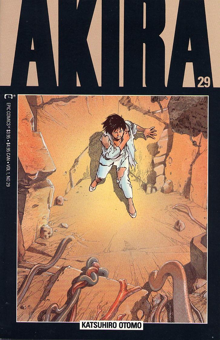 Akira 29 Page 1