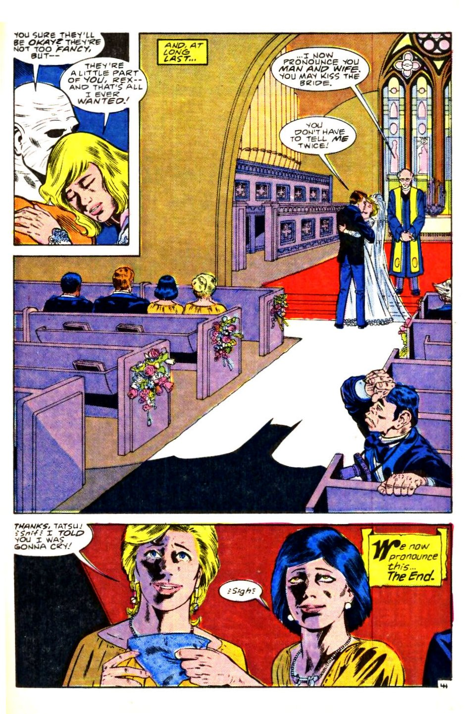 Batman and the Outsiders (1983) _Annual_2 Page 42